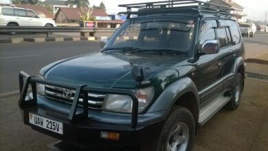 Uganda Car Rentals